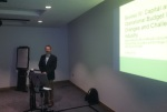 'Dr. Fergal Callaghan presents on Seveso III at IChemE Hazards26 annual conference in Scotland' image